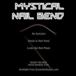 Mystical Nail bending trick