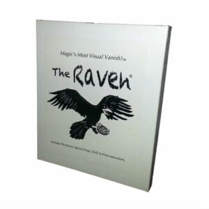 Raven Trick with DVD by Chazpro