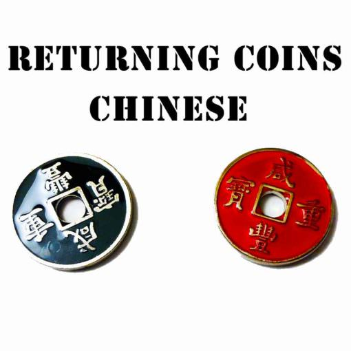 Returning Coins Chinese Style