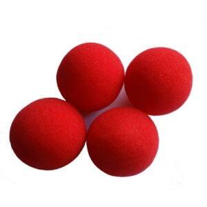 round sponge balls magic 4