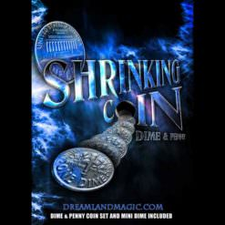 Shrinking Coin Trick -Dime and Penny