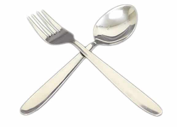 Spoon To Fork Instead Of Spoon Bending It Transforms Into Fork