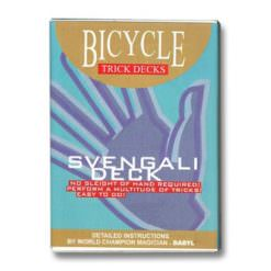 Svengali Card Deck -Trick Cards