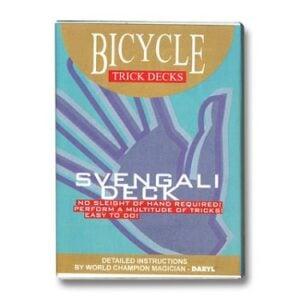 Svengali Card Deck -Trick Cards