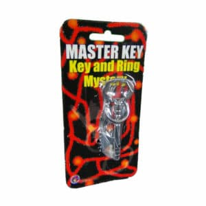 Master Key and Ring Mystery -Package