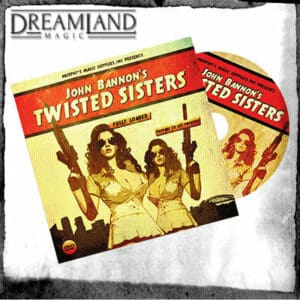 Twisted Sisters Card Trick 2.0
