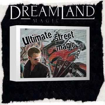 Ultimate Street Magic Set