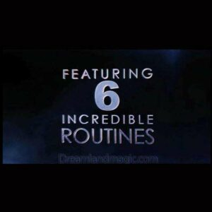 Featuring 6 routines for ultragum