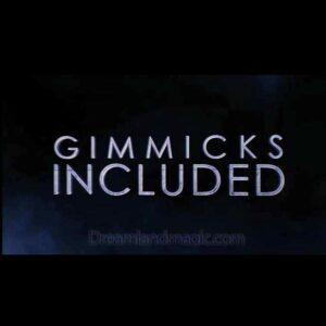 gimmicks included for ultragumdvd