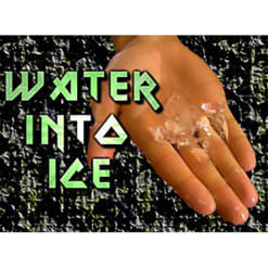 Water to Ice Alt