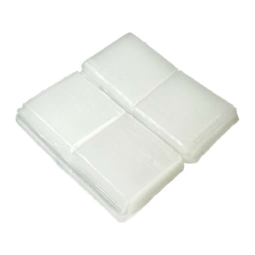 Magicians Wax 4 Cubes (for Card on Ceiling & Levitation)