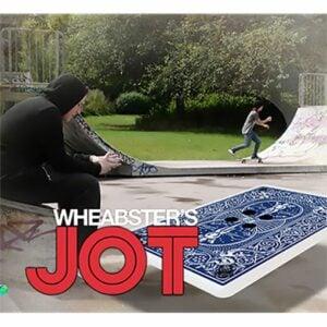 Wheabster Jot Card Trick