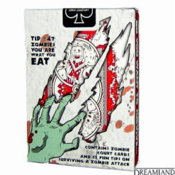 Back Cover Zombie Deck